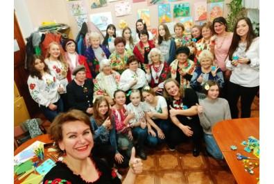 Міжкультурні та міжвікові вечорниці по-новому «Made in Ukraine»
