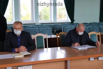 Інформація керівників медичних закладів міста