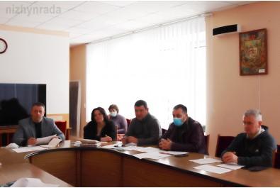 Відбулось засідання комісії міської ради з питань житлово-комунального господарства, комунальної власності, транспорту і зв'язку та енергозбереження