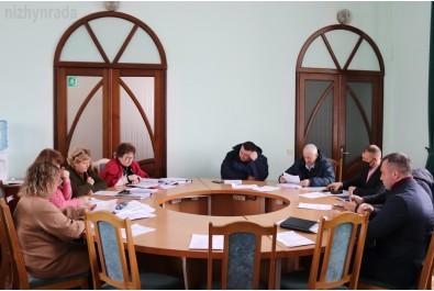Бюджетна комісія провела чергове засідання
