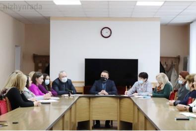 Відбулася зустріч з представниками громадських організацій національних спільнот міста