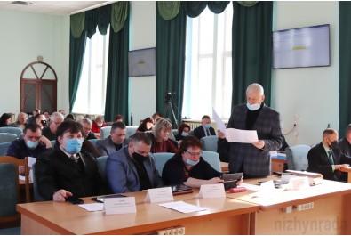 Прийнято рішення «Про заборону розміщення тимчасових споруд для провадження підприємницької діяльності на території міста Ніжина на умовах договорів оренди землі»