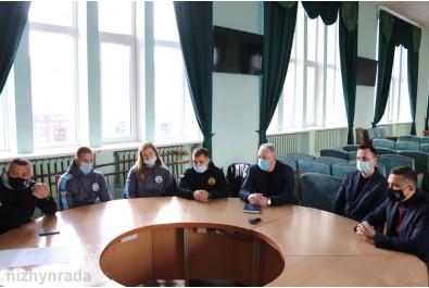 Обговорили питання щодо доцільності створення школи дзюдо