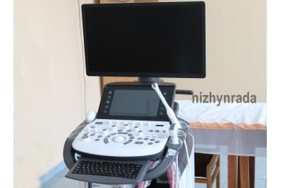 За кошти міського бюджету придбали новий сучасний ультразвуковий апарат
