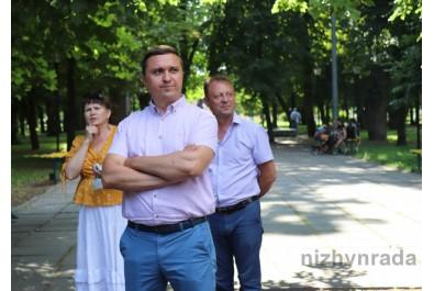 Міський голова Олександр Кодола провів чергове комісійне обстеження міста