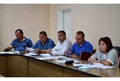 Відбулось засідання бюджетної комісії